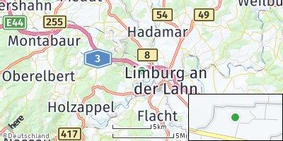 Google Map of Gückingen