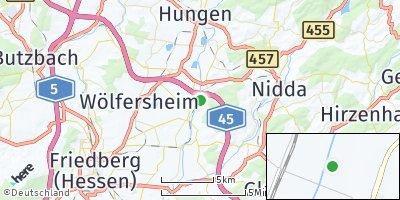 Google Map of Echzell