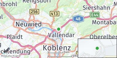 Google Map of Weitersburg