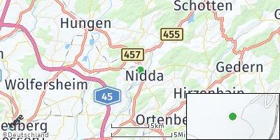 Google Map of Nidda