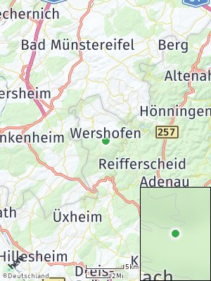 Here Map of Eichenbach