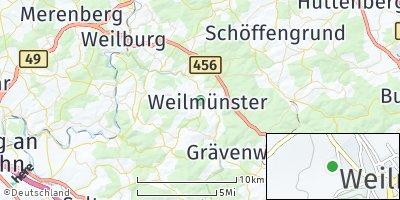 Google Map of Weilmünster