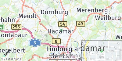 Google Map of Hadamar