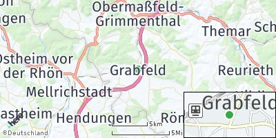 Google Map of Grabfeld