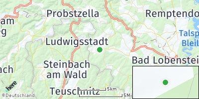 Google Map of Lehesten