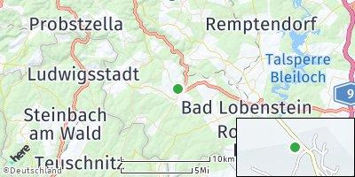 Google Map of Wurzbach