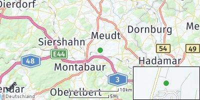 Google Map of Ruppach-Goldhausen