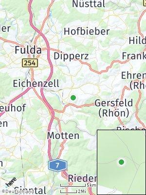 Here Map of Ebersburg