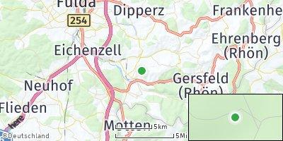 Google Map of Ebersburg