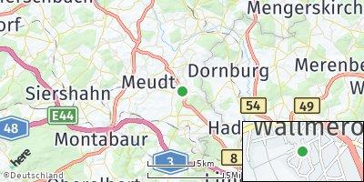Google Map of Wallmerod
