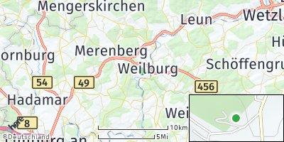 Google Map of Weilburg