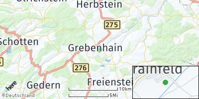 Google Map of Grebenhain