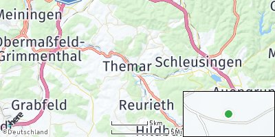 Google Map of Themar