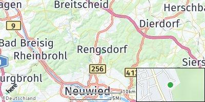 Google Map of Rengsdorf