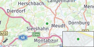 Google Map of Ötzingen