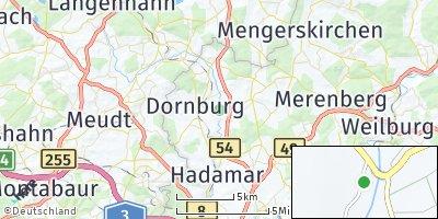 Google Map of Elbtal