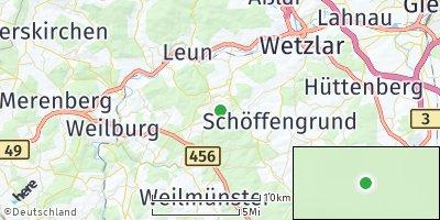 Google Map of Braunfels