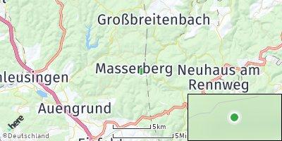 Google Map of Masserberg