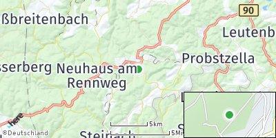 Google Map of Piesau