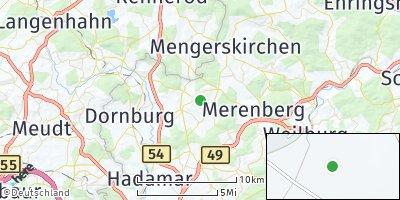 Google Map of Waldbrunn