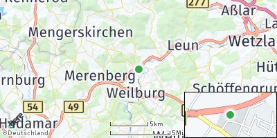 Google Map of Löhnberg