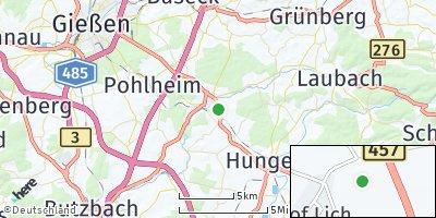 Google Map of Lich