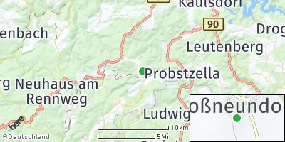 Google Map of Gräfenthal