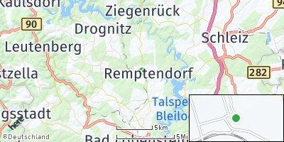 Google Map of Remptendorf