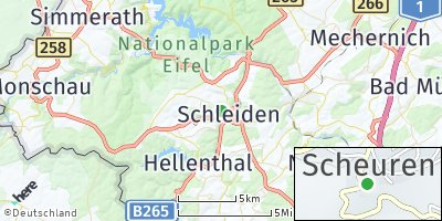 Google Map of Schleiden