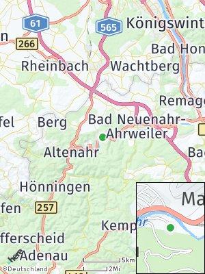 Here Map of Dernau