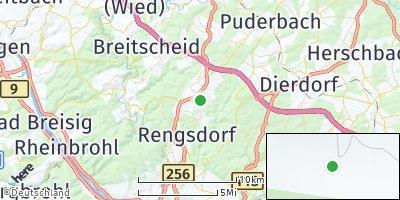 Google Map of Straßenhaus