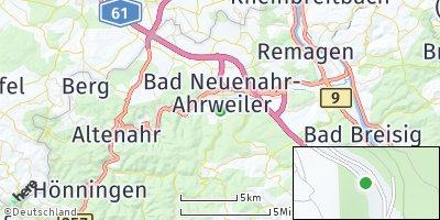 Google Map of Bachem