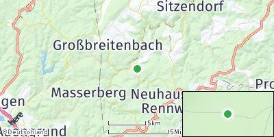 Google Map of Katzhütte