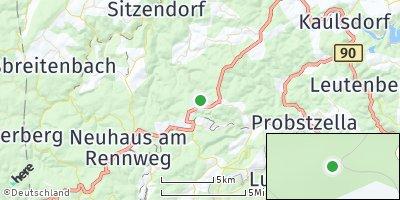 Google Map of Reichmannsdorf