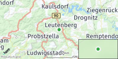 Google Map of Leutenberg