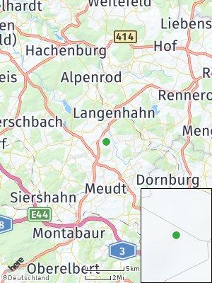 Here Map of Kaden