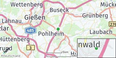 Google Map of Fernwald