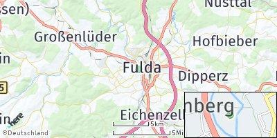 Google Map of Fulda