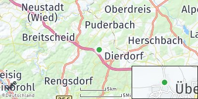 Google Map of Urbach
