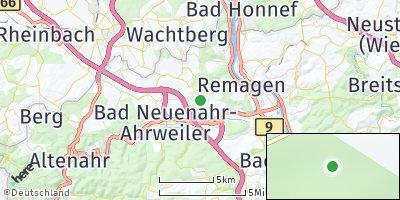Google Map of Kirchdaun