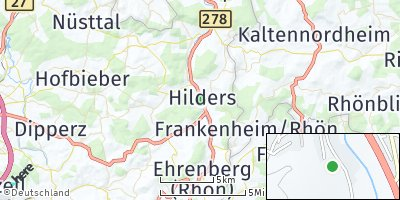 Google Map of Hilders