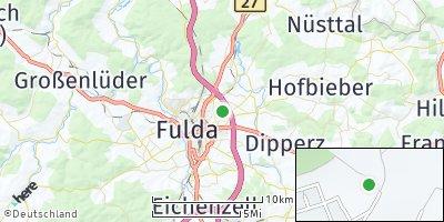Google Map of Petersberg