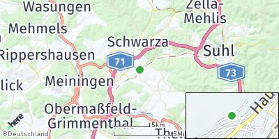 Google Map of Dillstädt