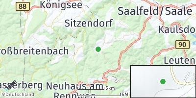 Google Map of Meura