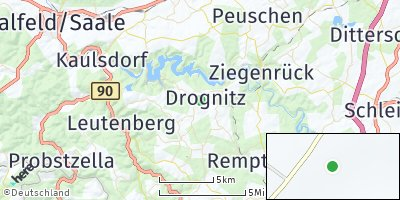 Google Map of Drognitz