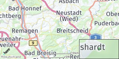 Google Map of Sankt Katharinen