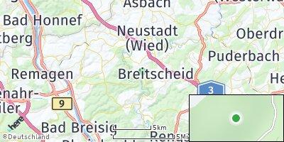 Google Map of Roßbach