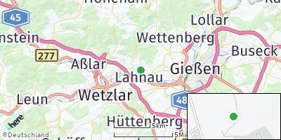 Google Map of Lahnau