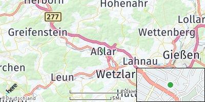 Google Map of Aßlar