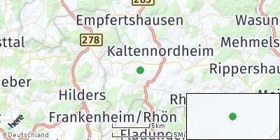 Google Map of Kaltenwestheim